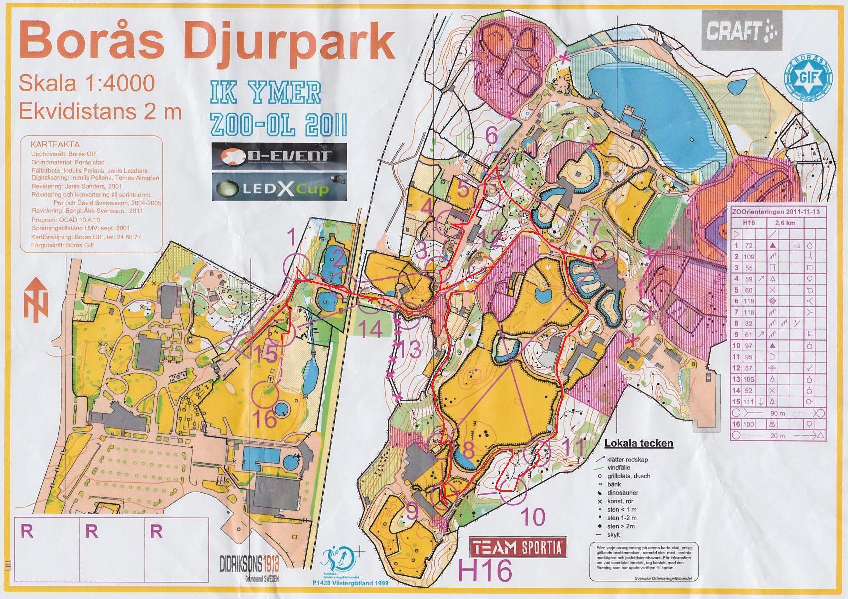 Karta Boras Djurpark.Oskars Digitala Kartarkiv O Event Zoorientering Del 1 2011 11 13